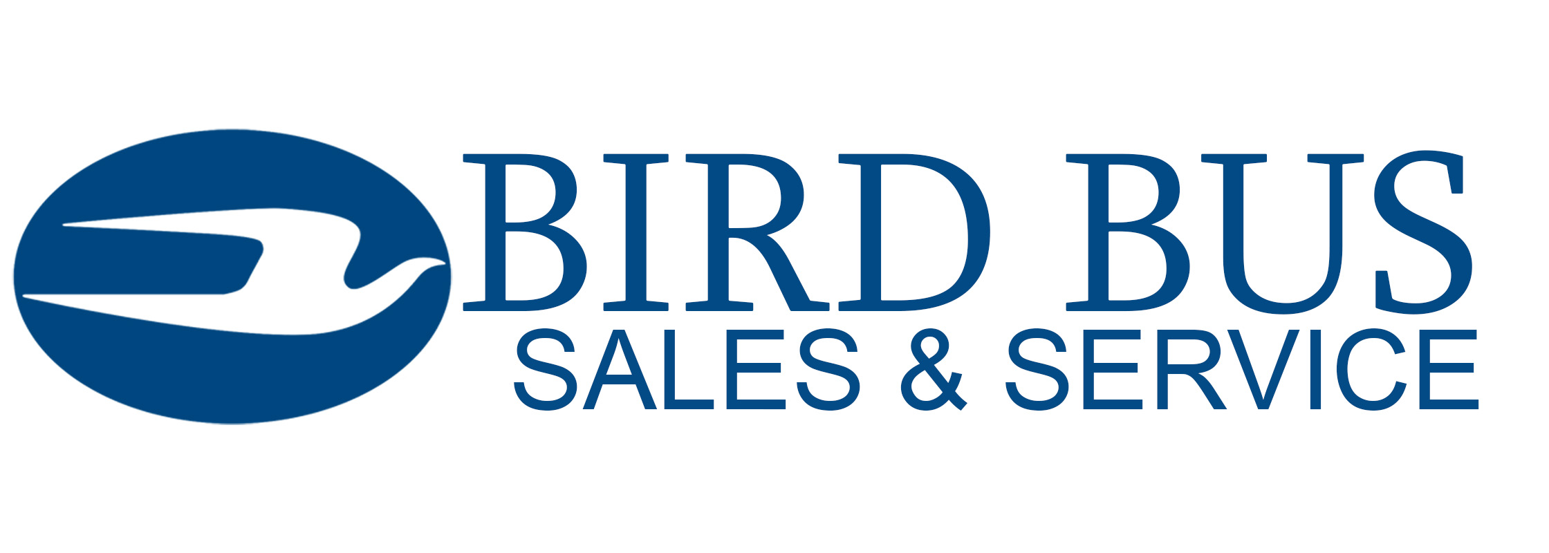 BIRD BUS SALES LOGO